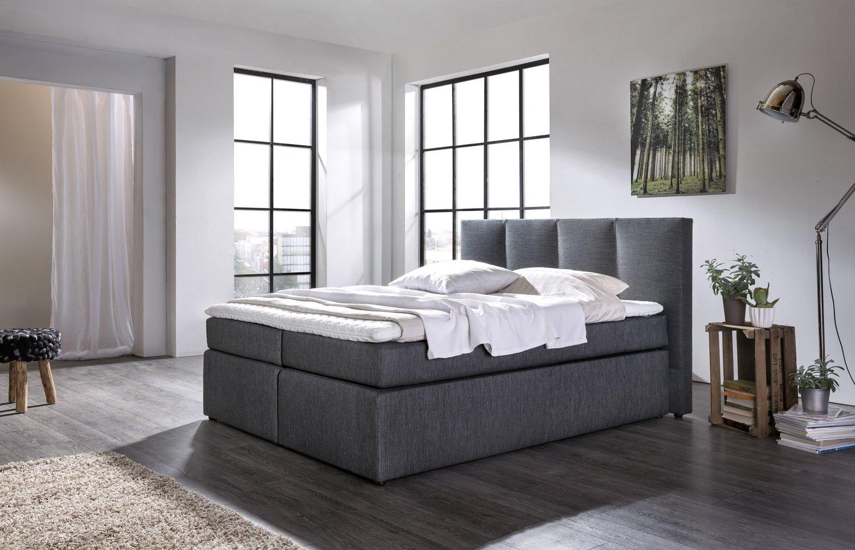 g stezimmer gem tlich einrichten mit boxspringbett. Black Bedroom Furniture Sets. Home Design Ideas