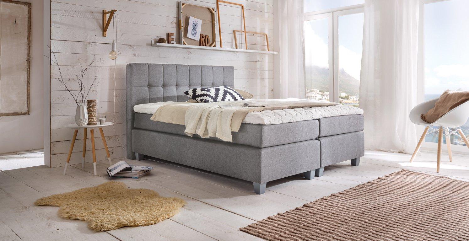 boxspringbett was ist das eigentlich aufbau vorteile. Black Bedroom Furniture Sets. Home Design Ideas